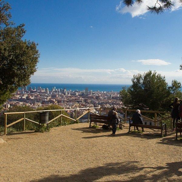 Parc del Guinardó I luoghi più belli di Barcellona per passeggiare