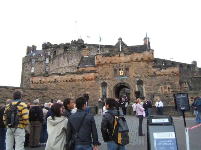 Viaggio in Europa: Scozia in Bus