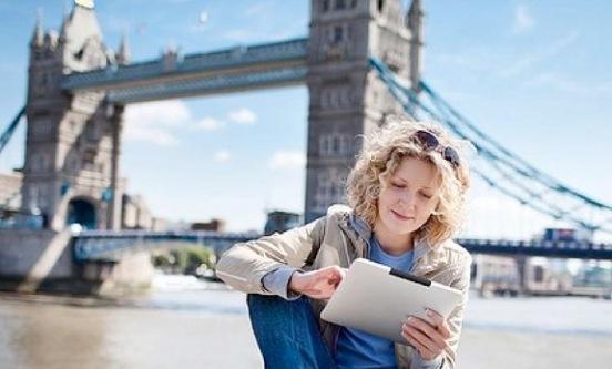 viaggiatori e nuove tecnologie