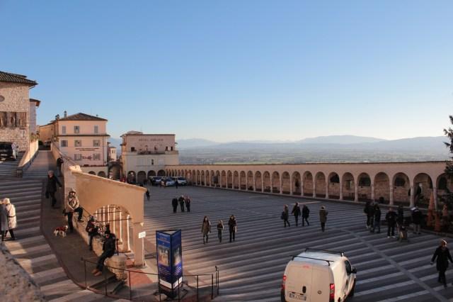 Viaggi zaino in spalla: Gita ad Assisi