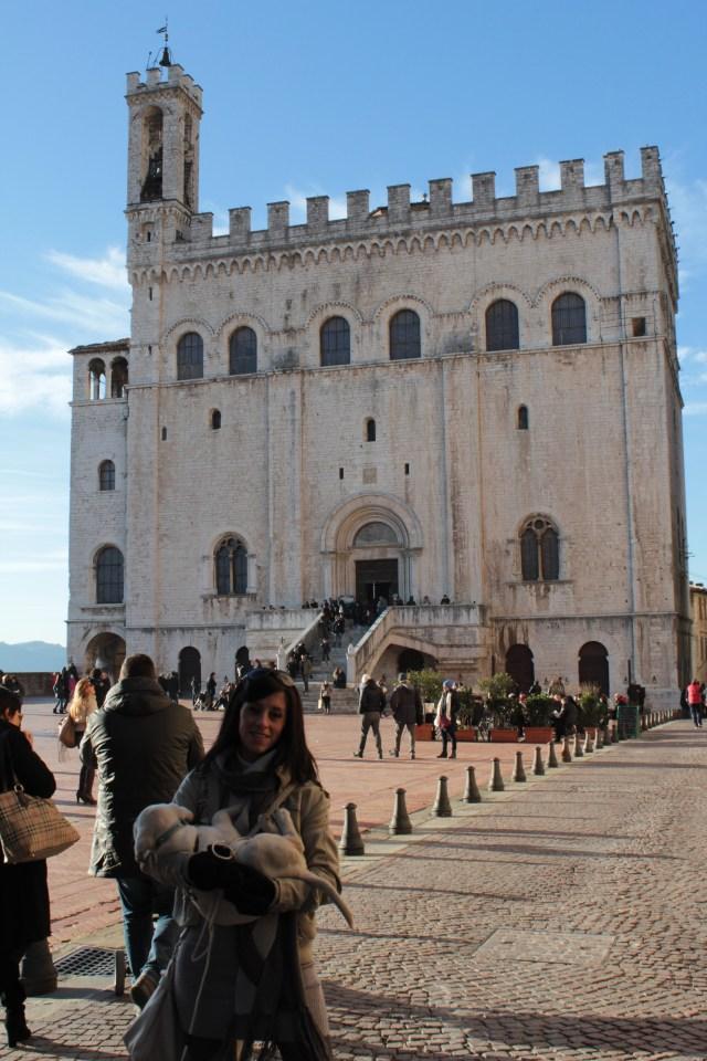 Viaggi zaino in spalla: Capodanno a Gubbio