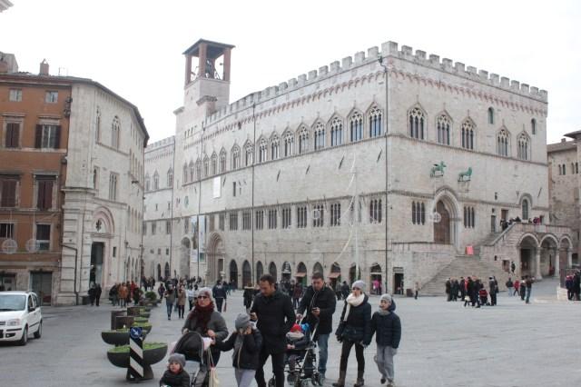 Viaggi zaino in spalla: Gita a Perugia