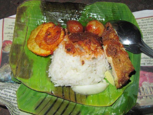 Viaggi zaino in spalla-mangiare in Malesia