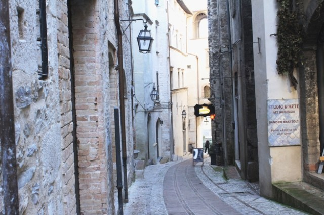 Week end in Italia: Spoleto