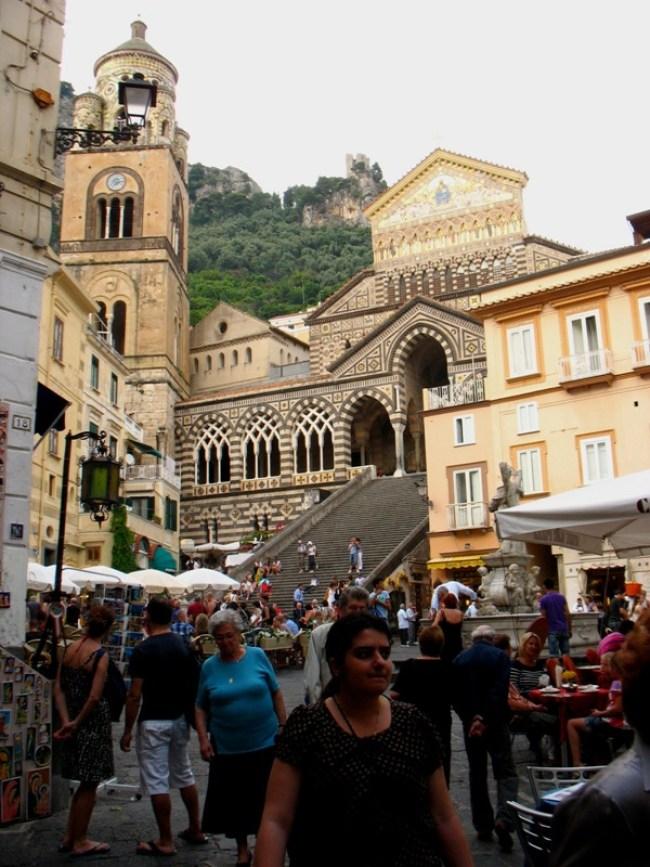 Costiera Amalfitana -Amalfi