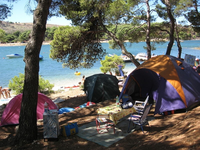 Vacanze in Camping