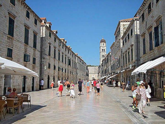 Vacanza in Croazia: Dubrovnik
