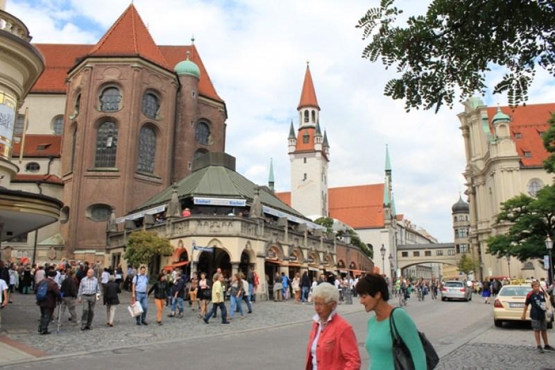 Visitare Monaco di Baviera
