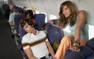 Come sopravvivere ad un volo lungo?