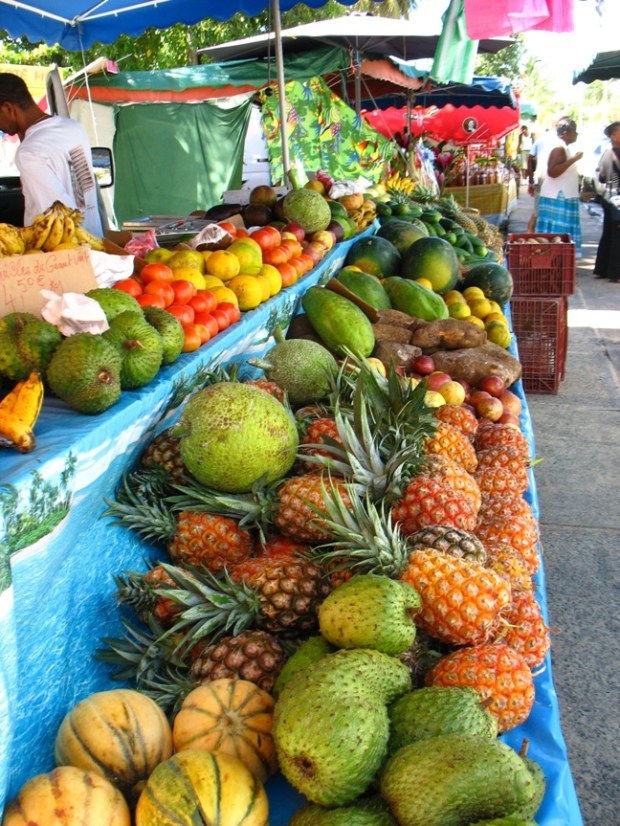 Cosa mangiare a Guadalupa?