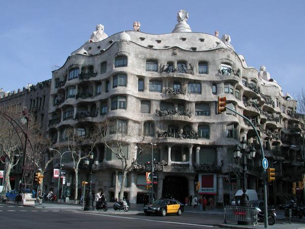 Visitare Barcellona attraverso le opere di Gaud