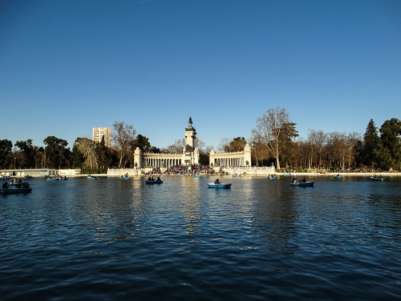 Madrid cosa vedere in un weekend