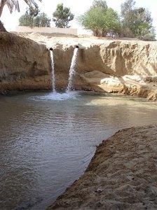 Sahara falls