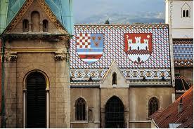 Church Saint Marco Zagreb