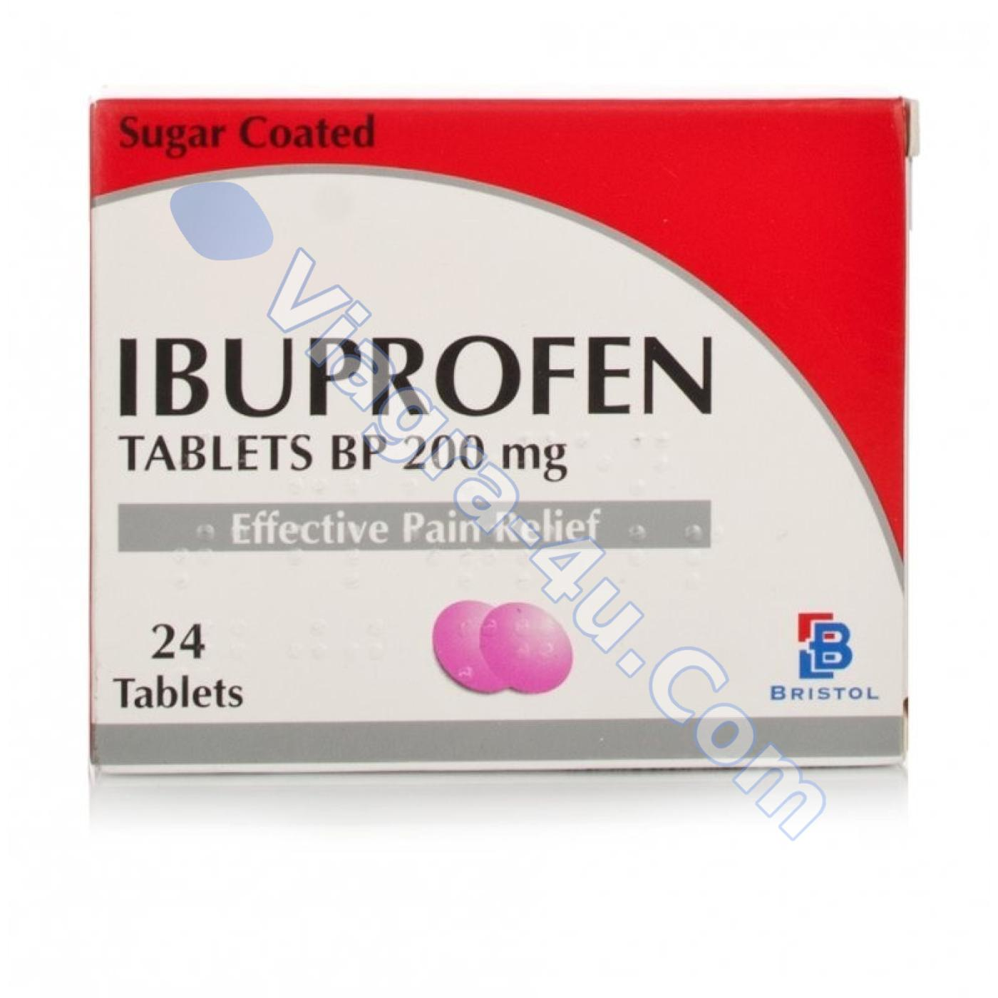 Kaufen Ibuprofen Generika 200mg ohne Rezept