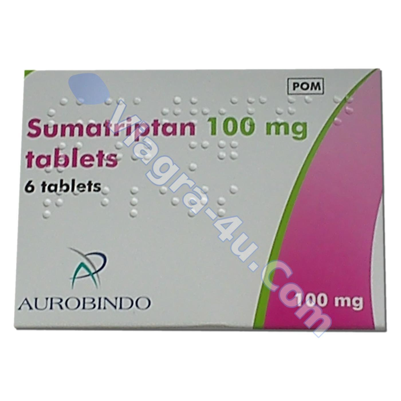 Buy Generic Imitrex (Sumatriptan) 100mg without prescription