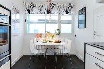 Beautiful Interior Design Of Small Apartment In 7 Floor