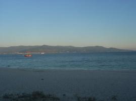 Playa de San Francisco. Galicia.