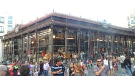 Semana Santa 2014, Mercado de San Miguel, Madrid