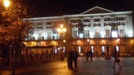 Teatro Español, Plaza de Santa Ana