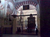 Puerta-Reja interior de la Mezquita de Córdoba