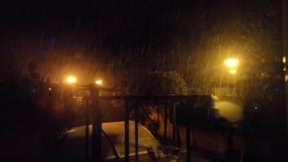 Nevando...