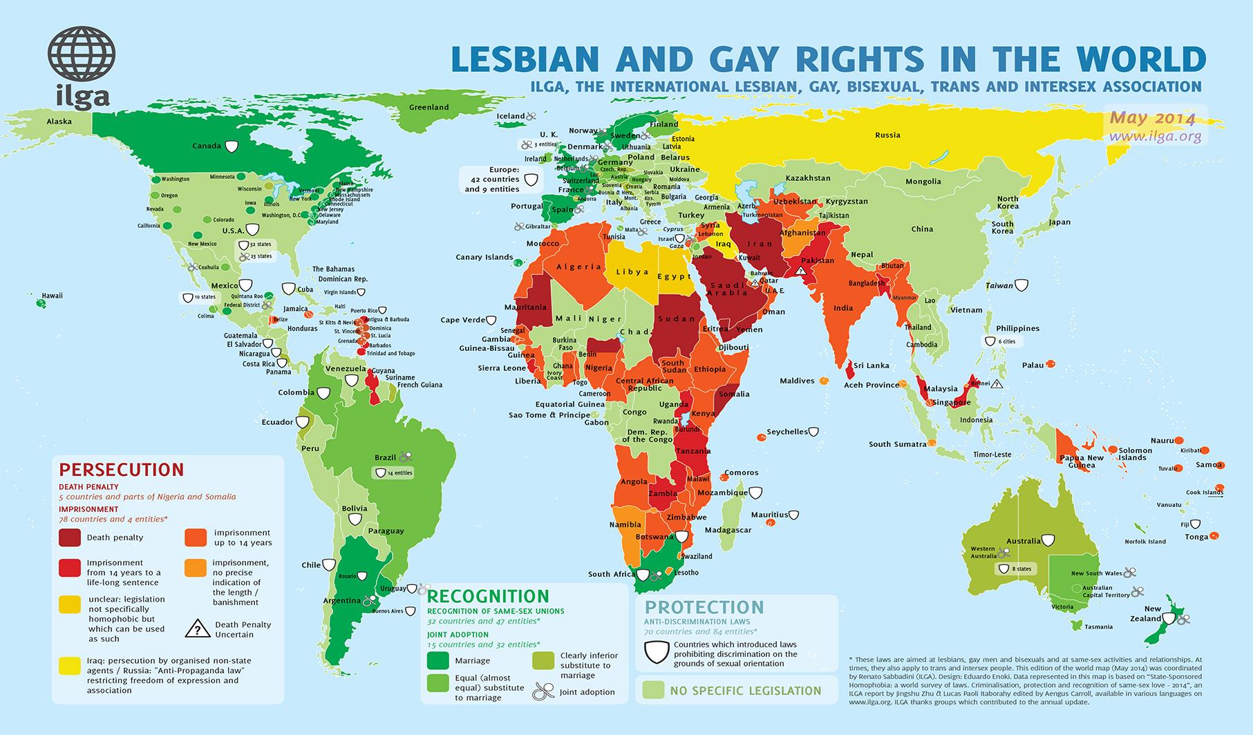 Os 20 Paises Mais Homofobicos Do Mundo