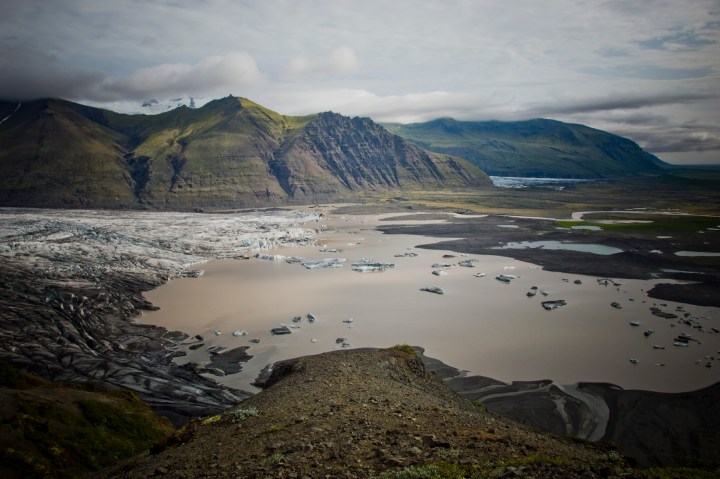 Senderismo y trekking en Islandia_Parque natural de Skaftafell. Senderismo y trekking en Islandia_Parque natural de Skaftafell.