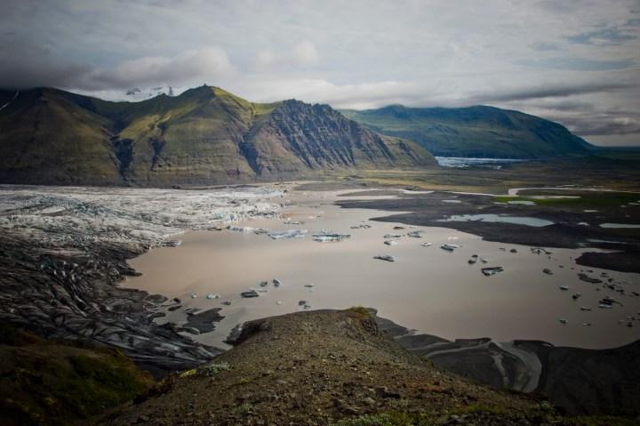 Viaje a Islandia. Skaftafell. Sonsoles Lozano