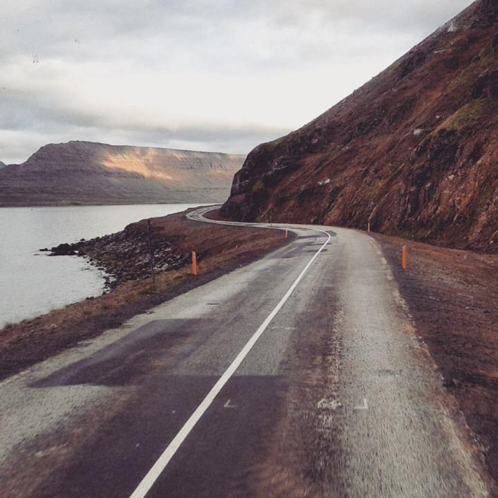 Viaje Islandia. Fiordos. Sonsoles Lozano