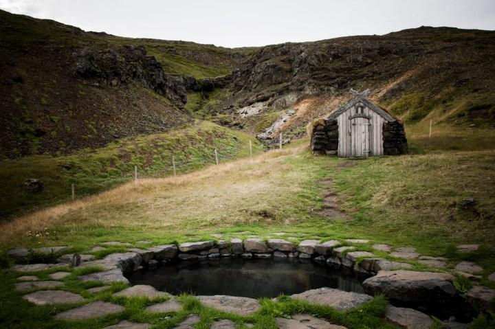 Viaje Islandia. Piscina geotermal. Sonsoles Lozano