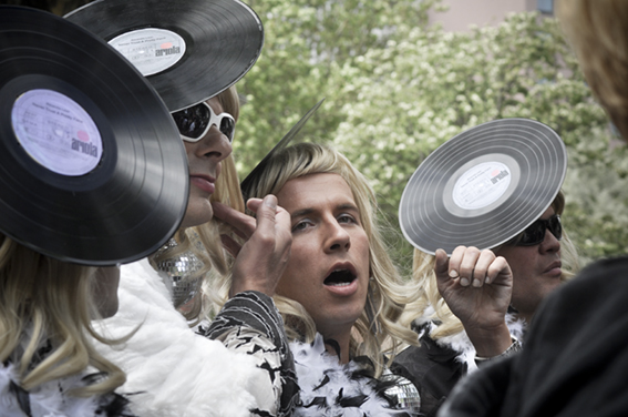 Gay parade_ Lady KKssweb