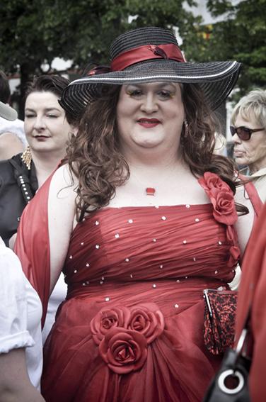 Gay parade_ Lady1web