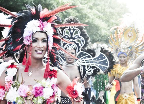 Gay parade_ Thailand Fantasy7web