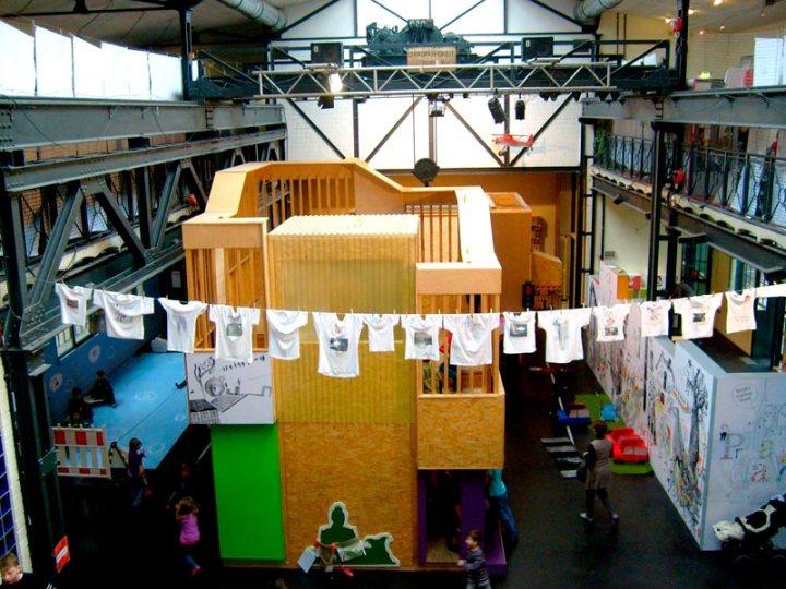 berlin-Labyrinth-Kindermuseum