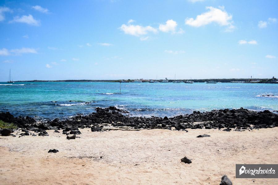 Playa de La Estación.