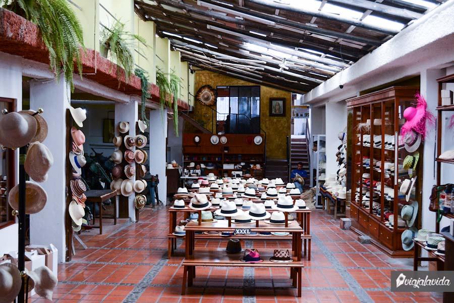 Museo Casa Paredes Roldán.