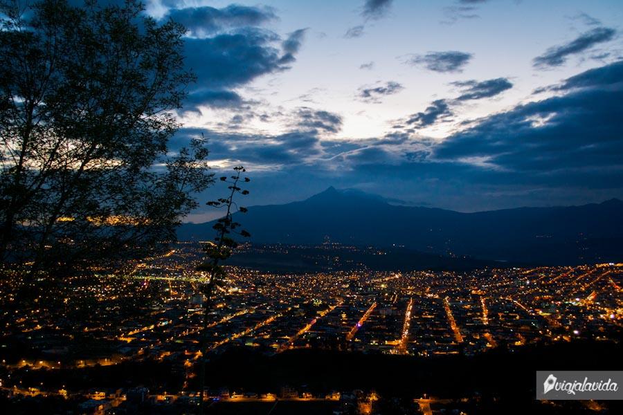 Noche iluminada
