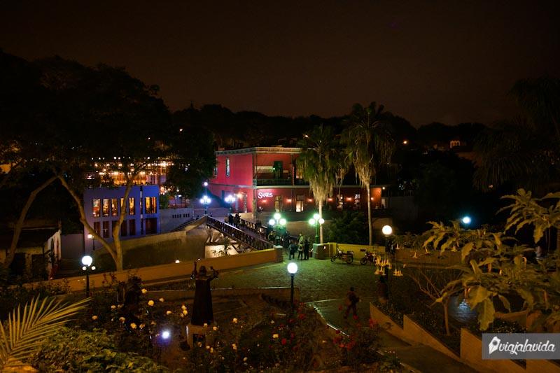 Distrito de Barranco en Lima