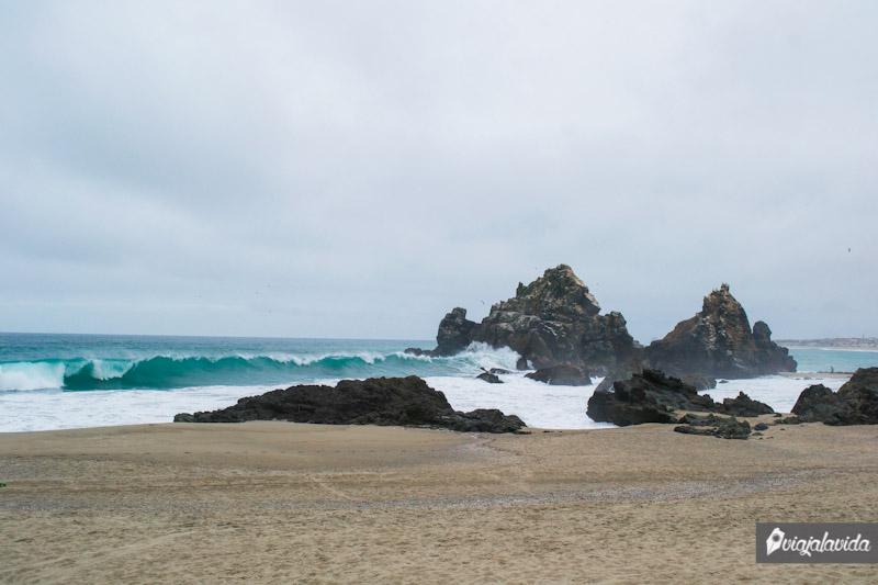 Punta Negra.