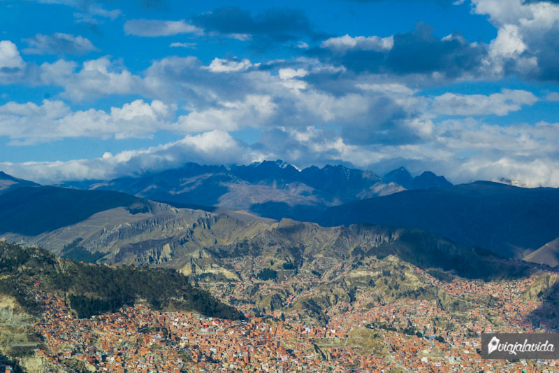 El Alto, La Paz, Bolivia.