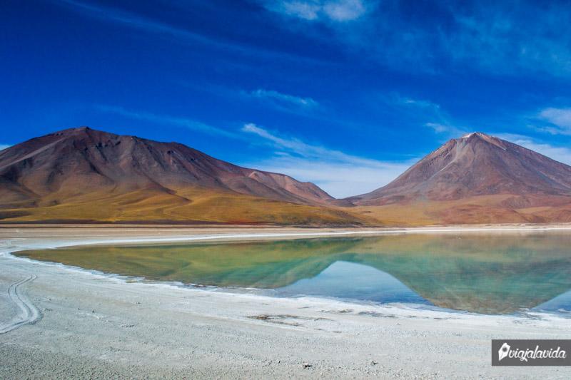 Laguna Verde, Bolivia.