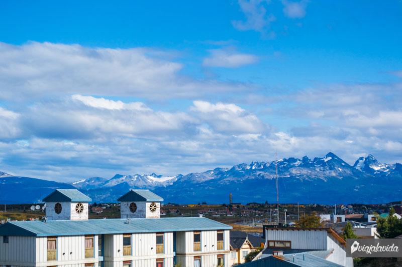 Un día en Ushuaia.