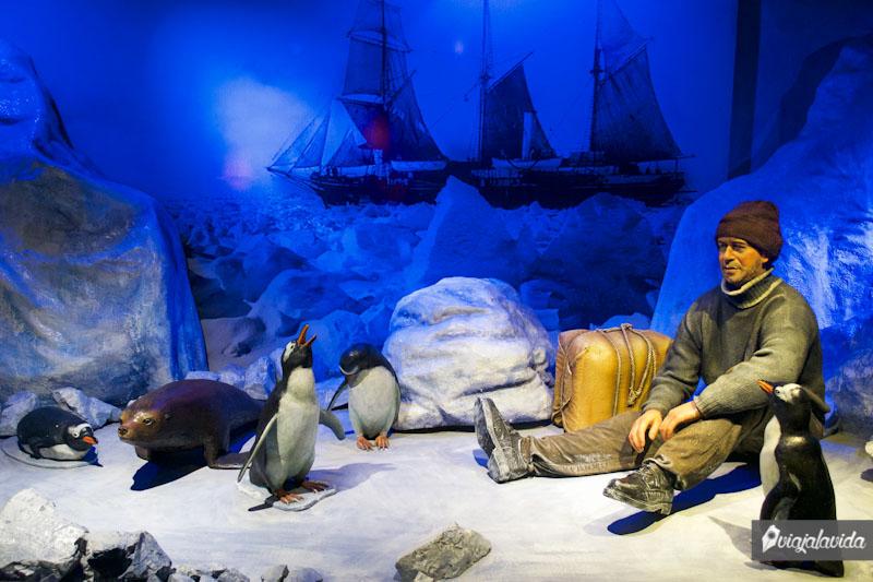 Shackleton.