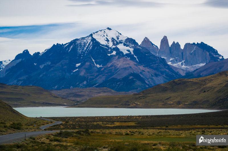 Torres del Paine en Chile.