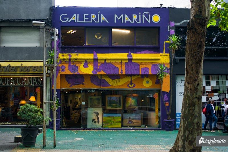 Diseño en Montevideo.