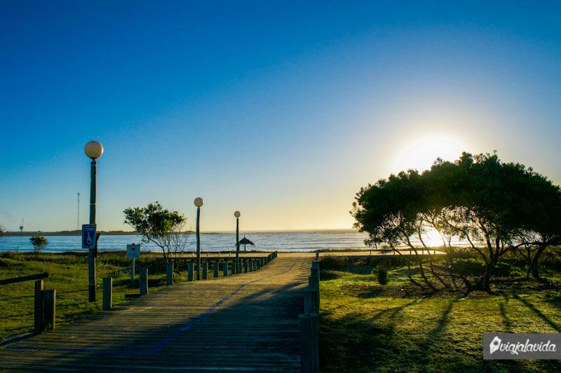 Bahía Grande, La Paloma, Uruguay.