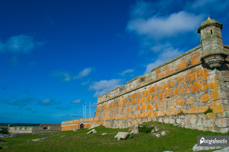 Fortaleza en el Parque Nacional de Santa Teresa.