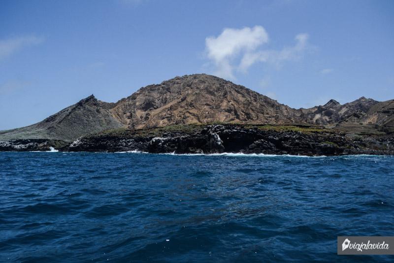 Punta Pitt, San Cristóbal.