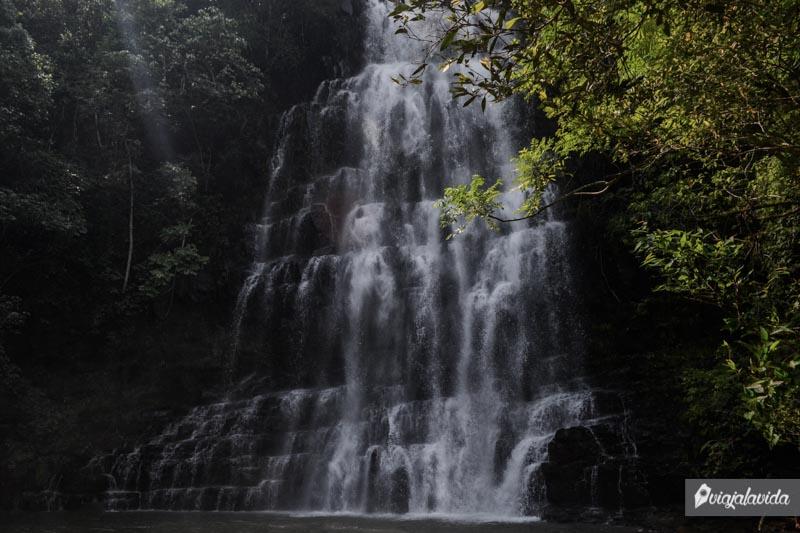 Salto Cristal, Paraguay.